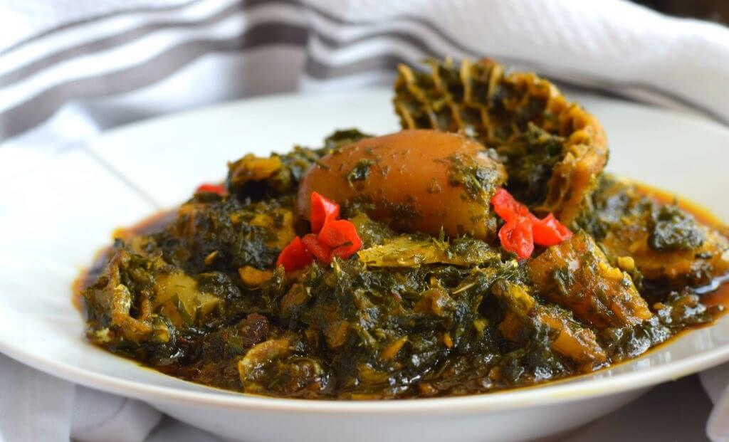Afang soup 10 1
