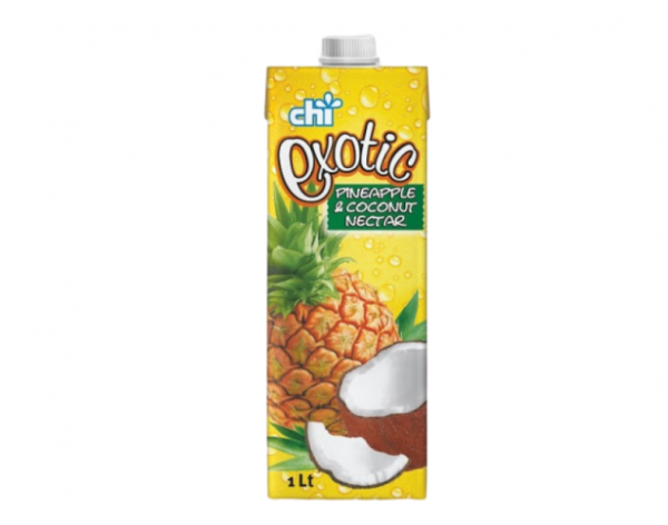 Chi Exotic pineapple COCONUT nECTAR.150ML