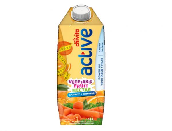 Chivita vegetable drink Carrot Orange