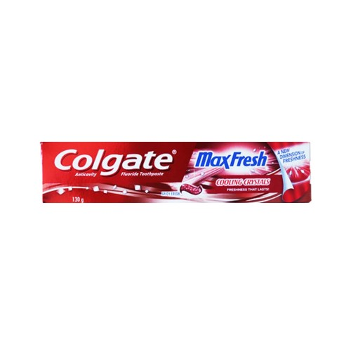 Colgate Maxfresh Cooling Crystal Spicy Fresh Toothpaste 130g1