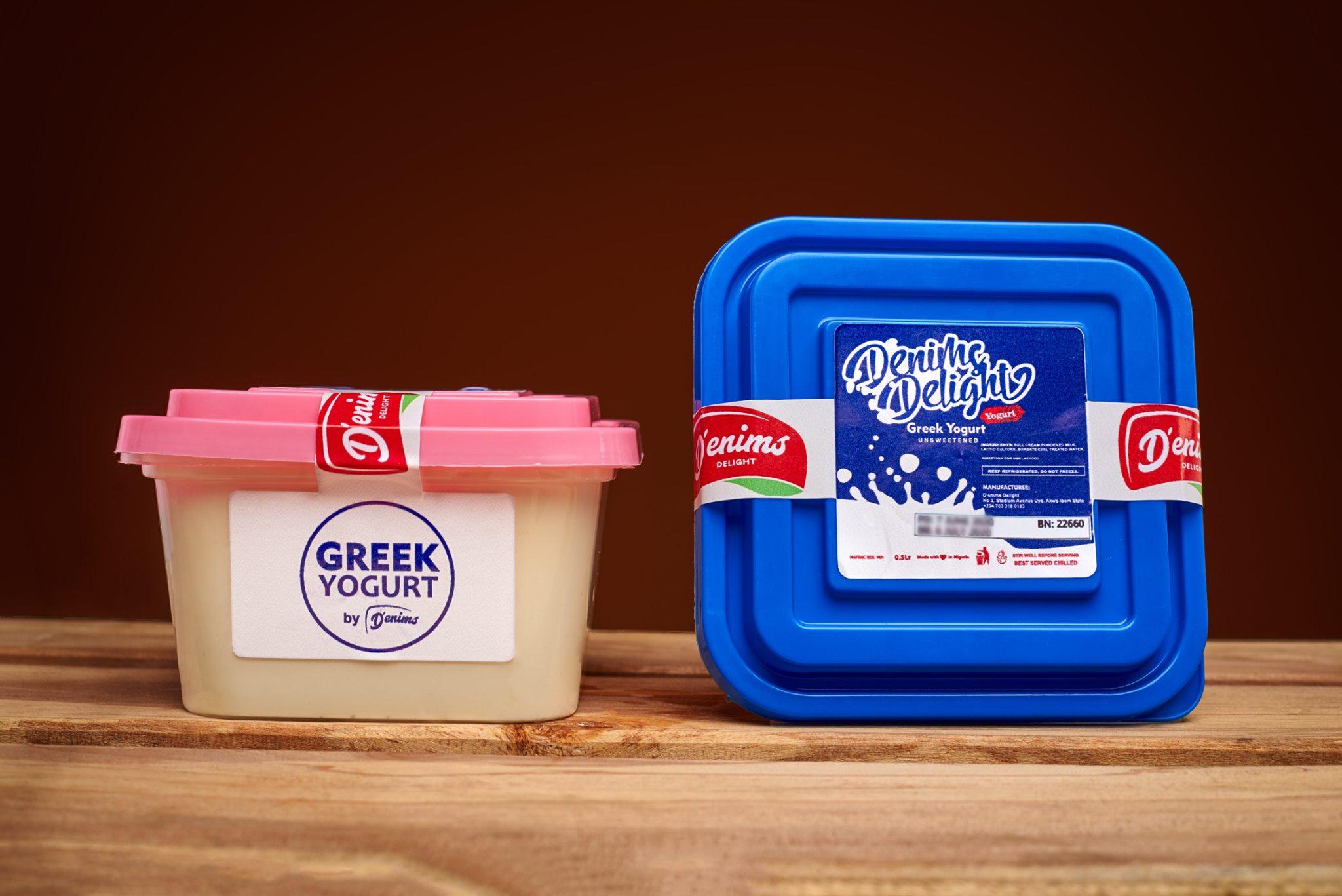 Denims delight greek yoghurt 500ml