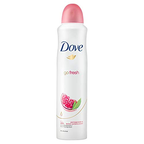 Dove Go Fresh Pamplemousse Antiperspirants. 250ml