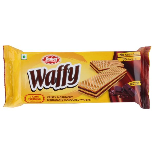Duke waffy chocolate wafer