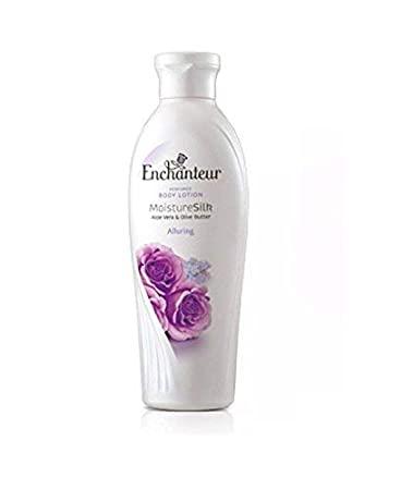 Enchanteur Perfume Body Lotion Alluring MoistureSilk. 250ml