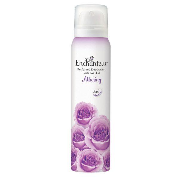 Enchanteur Perfume Deo Alluring Spray.150ml