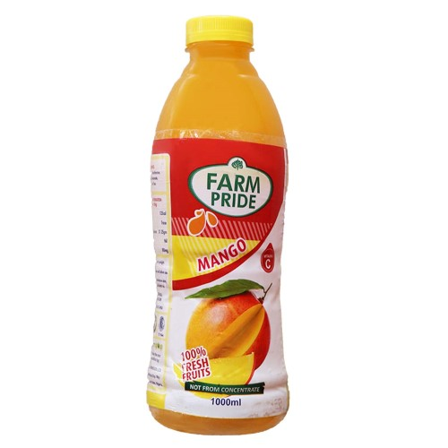 FARM PRIDE MANGO DRINK 1000ML