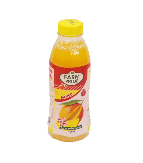 FARM PRIDE MANGO DRINK 500ML