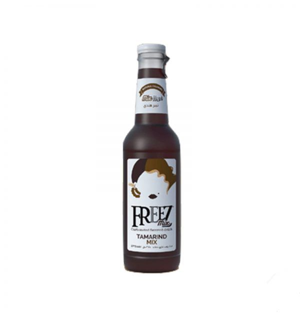 FREEZ MIX CARBONATED FLAVORED DRINK TAMARIND 275ML
