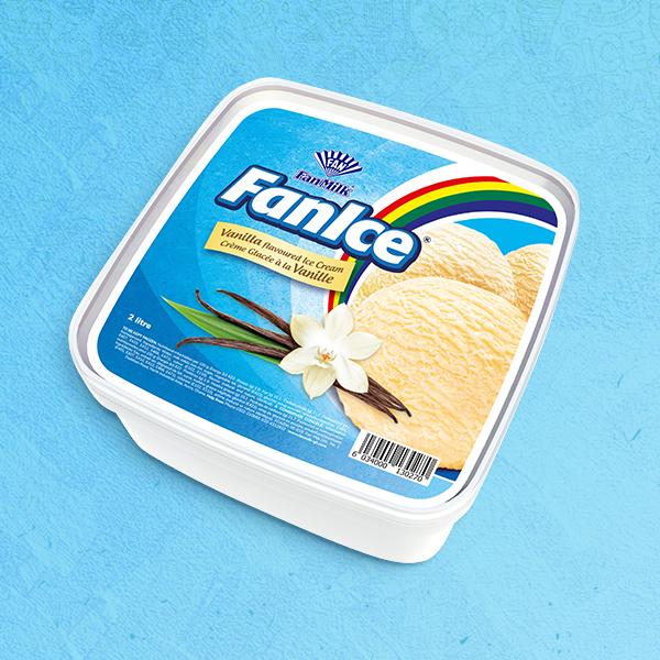 FanIce Vanilla