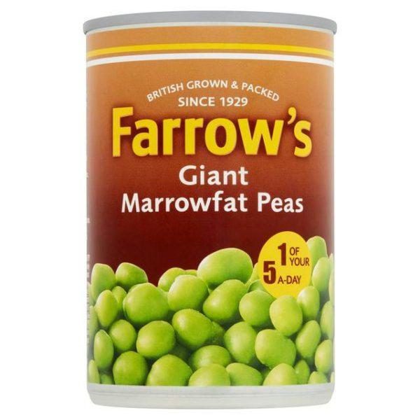 Farrows giant procesd peas180g