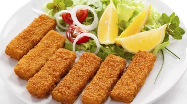Fish Fingers Special