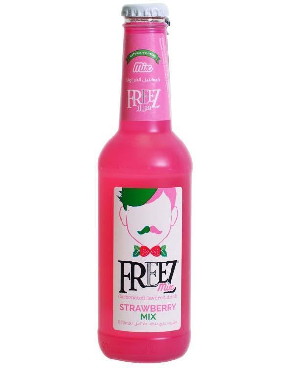 Freez Strawberry Mix Drink