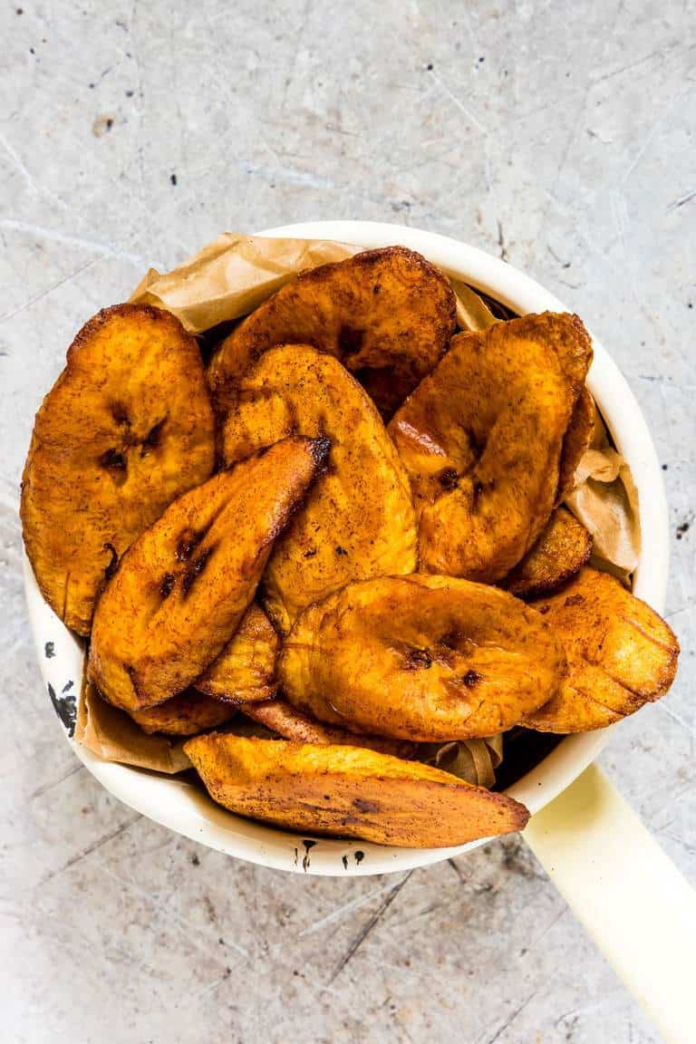 Fried plantains 38