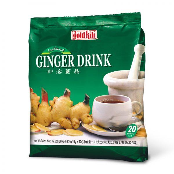 Ginger Drink GoldKili Tea.18g