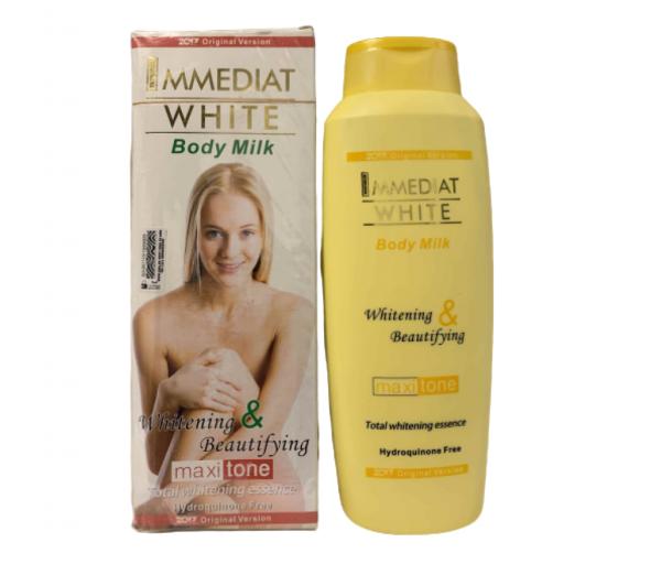 Immediate White Body Milk 400ml