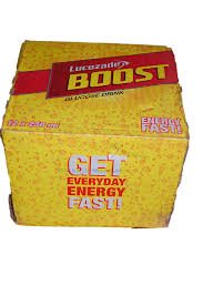 LUCOZADE BOOST 250M