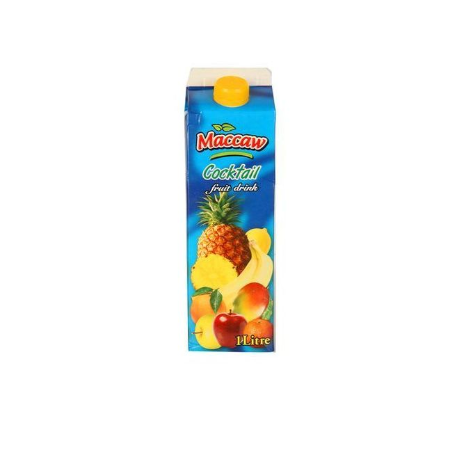 MACCAW COCKTAIL FRUIT DRINK 1L