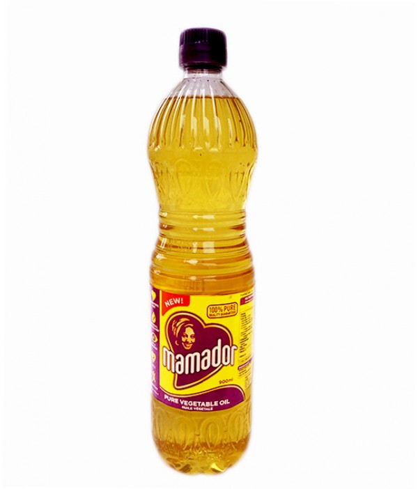 Mamador Pure Vegetable Oil 900ml 600x702 1