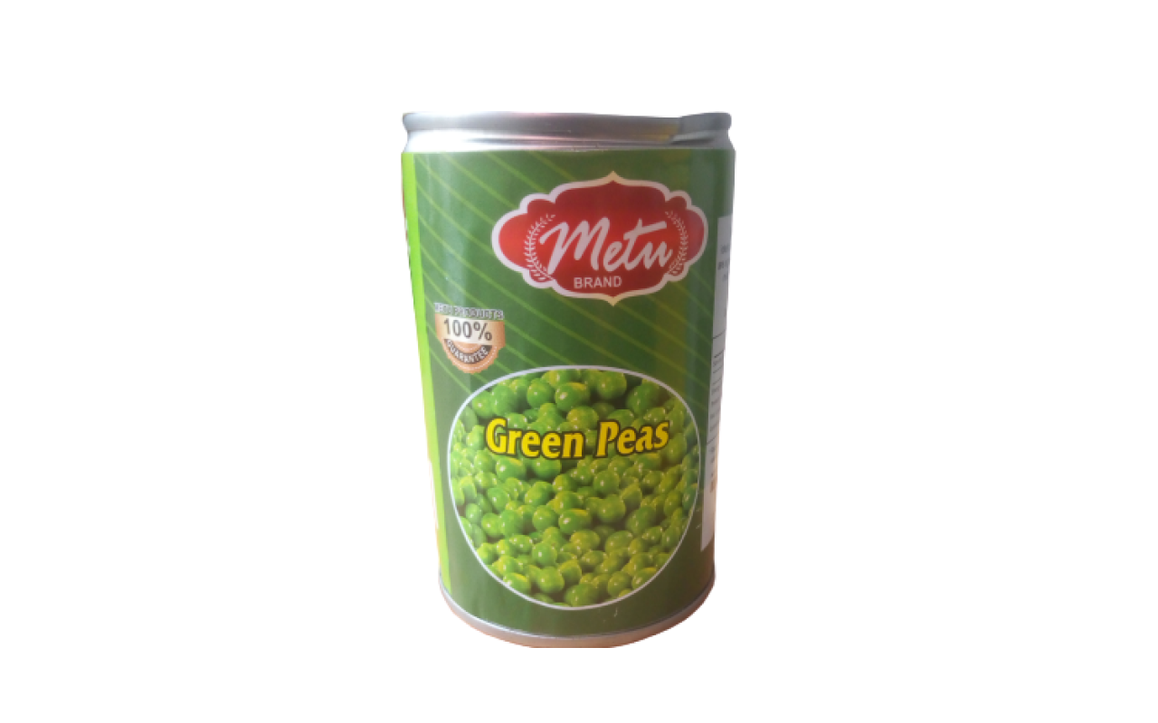 Metu Green Peas