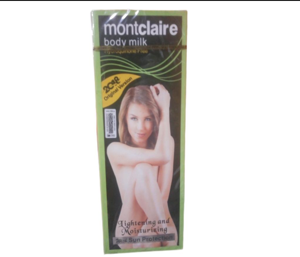 Montclaire Body Milk