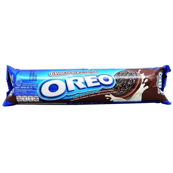 OREO CHOCOLATE CREAM .137g