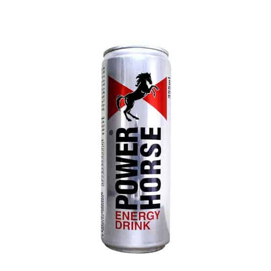POWER HORSE Energy drink