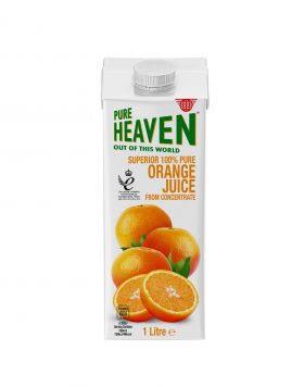 PURE HEAVEN ORANGE JUICE 1L
