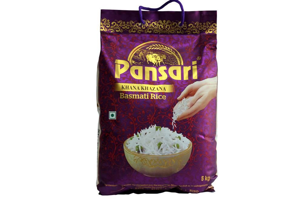 Pansari Khana Basmatic Rice.5kg