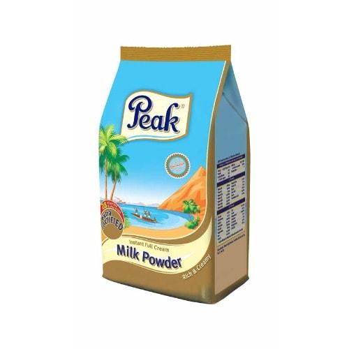 Peak Milk Powder 400g satchet