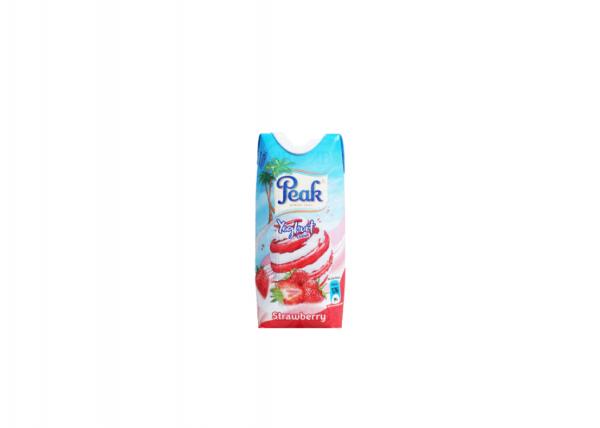 Peak Yoghurt Strawberry.318ml