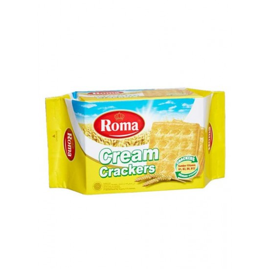 Roma cream cracker