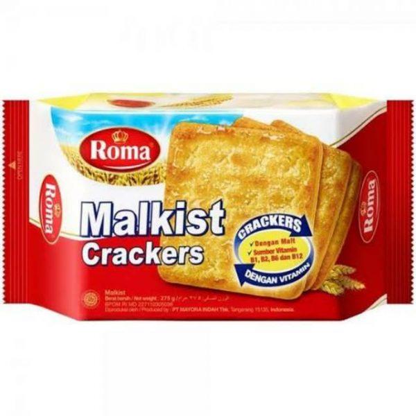 Roma malkist cracker 135g