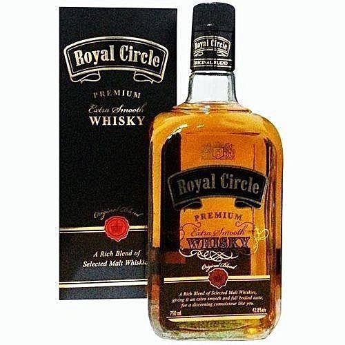 Royal Circle Whisky. 750ml