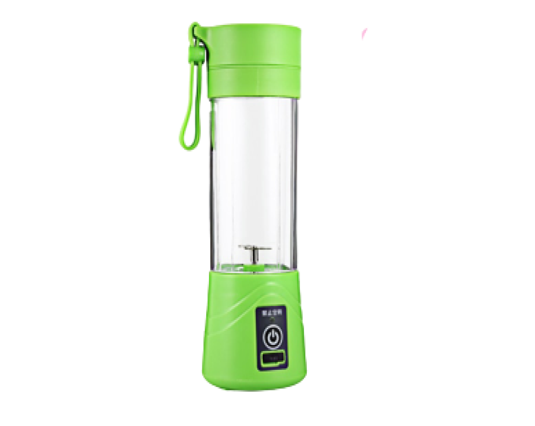 SMALL PORTABLE RECHARGEABLE JUICE BLENDER