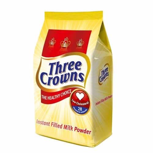 Three Crowns Pouch Milk 380g