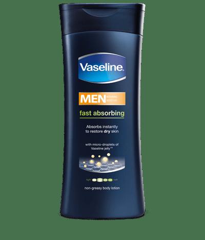 VaseLine Men Fast Absorbing Lotion. 400ml