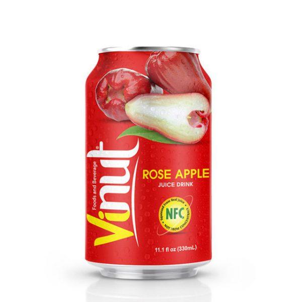 Vinut Apple CAN Juice Drinks. 330ml