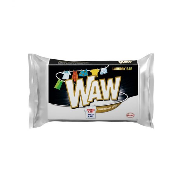 WAW LAUNDRY BAR SOAP 130G
