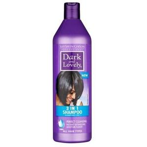 dark and lovely hair care 3 in 1 shampoo 500ml