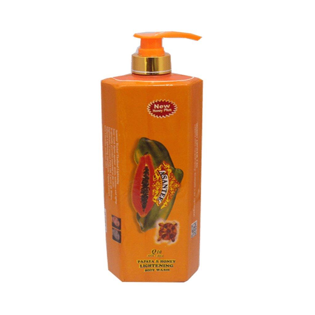 Asantee Lightening Shower Bath - Papay& Honey