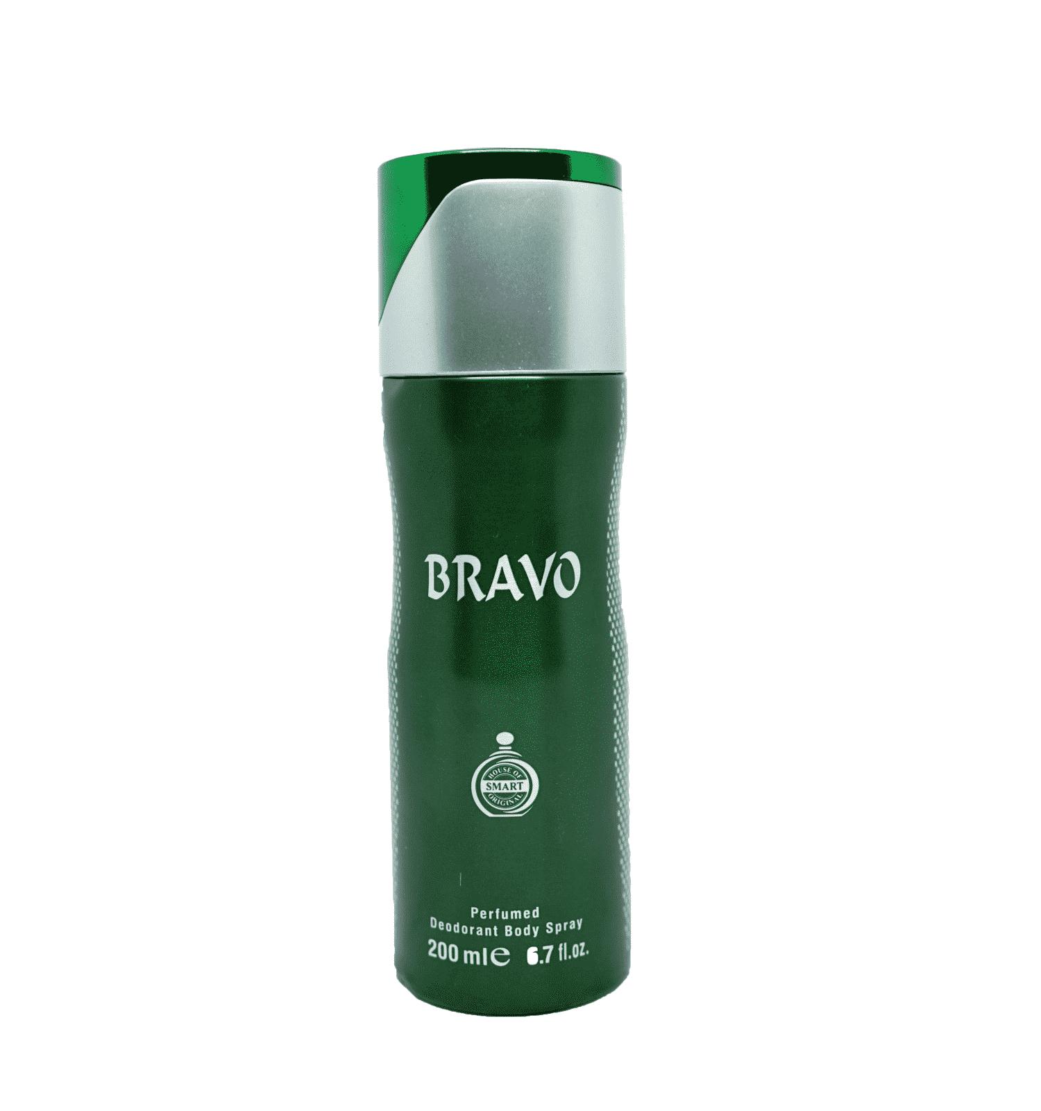 Bravo Smart Body Spray 200ml