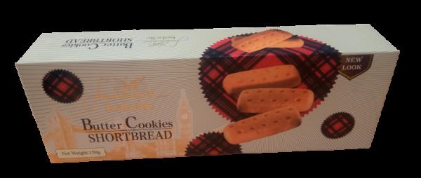 Butter Cookies ShortBread 1