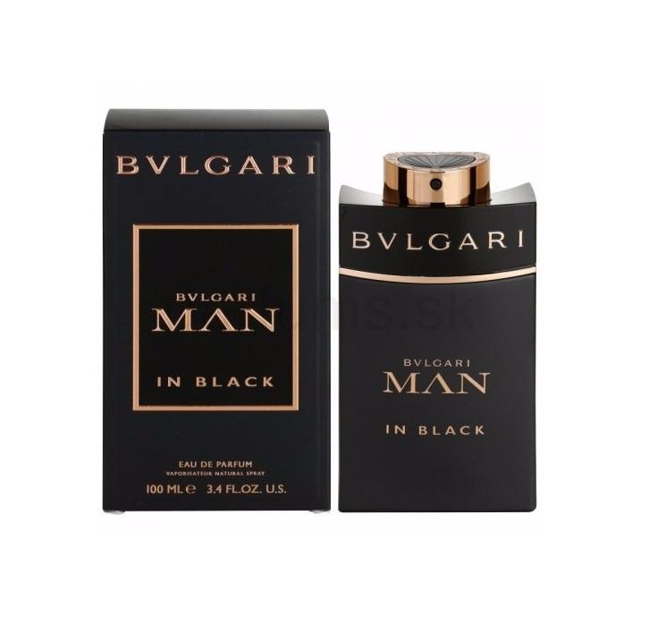 Bvlgari Man in Black Perfume 100ml