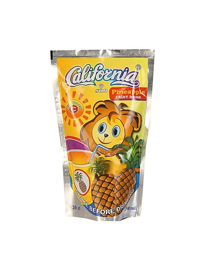 California Pineapple Fruit Drink 200ml