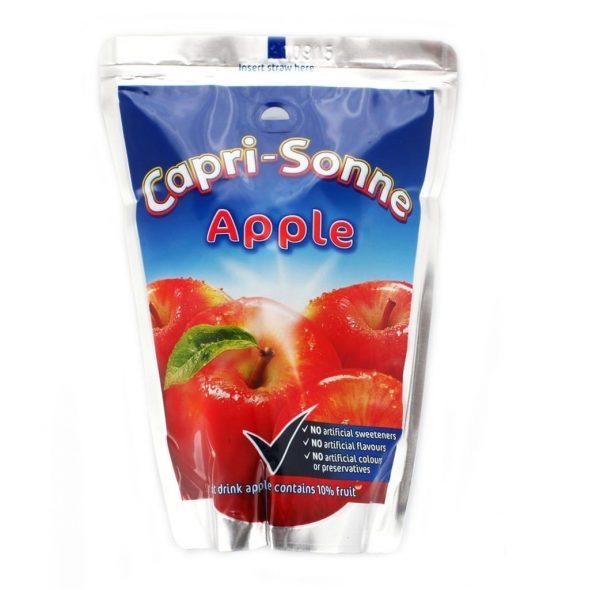 Capri sonne apple drink 200ml