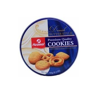 Danish Butter Style Cookies 150g