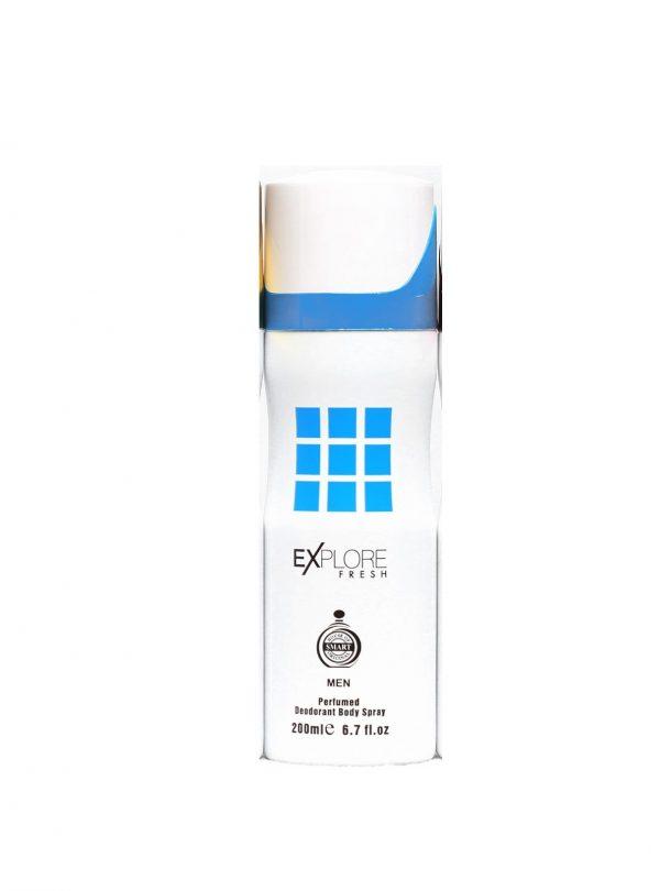 Explore Fresh Deodorant Body Spray 200ml