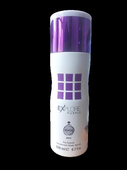 Explore Purple Body Spray 200ml