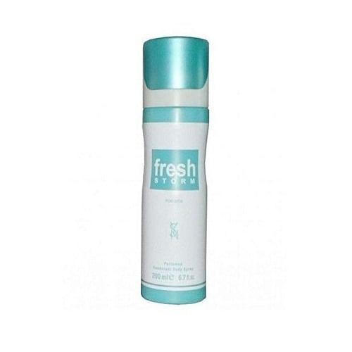 Fresh Storm Deodorant Body Spray 200ml