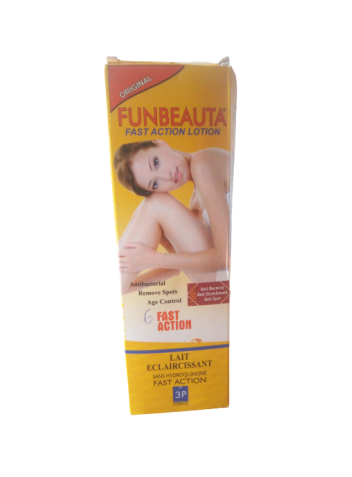 Funbeaucta Fast Action Lotion 250ml